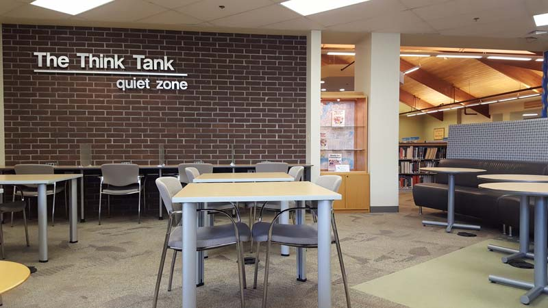 Bloomingdale Library Think Tank