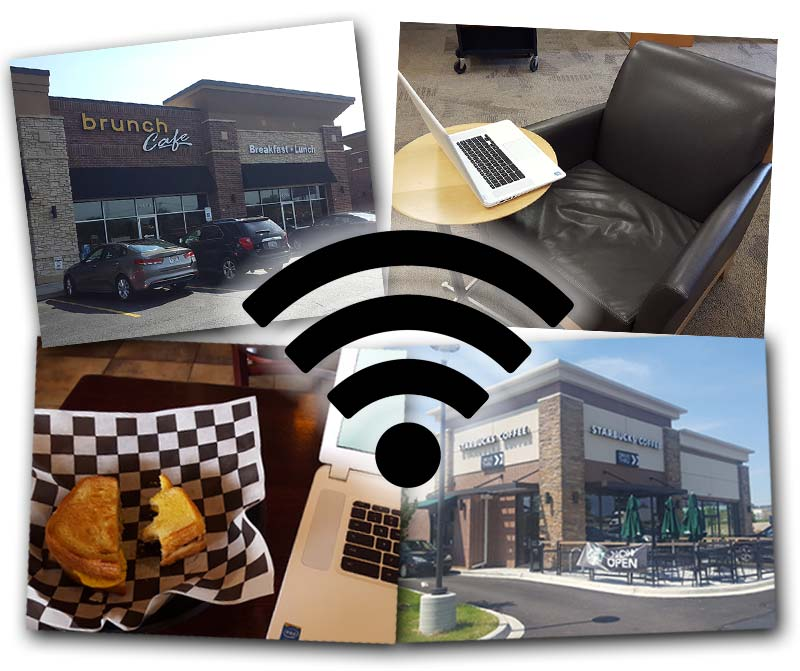Free WiFi Locations in Bloomingdale – My Review