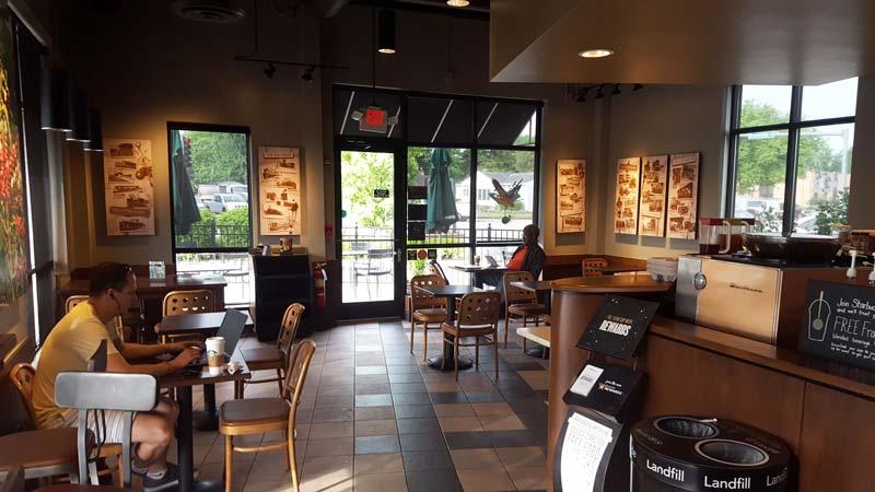 Starbucks Roselle
